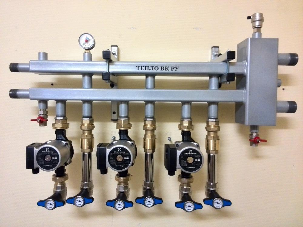 Гидромодуль 30-100 кВт 3 группы