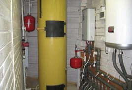 схемы подключения твердотопливных котлов газового - Схемы.